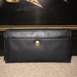 Cole Haan Benson II Continental Leather Wallet